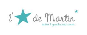 Logo etoile de Martin site