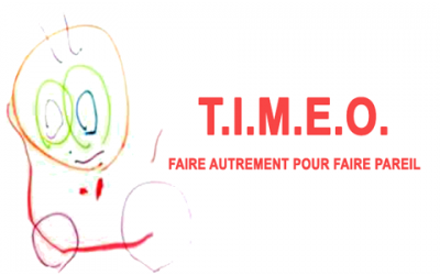 2018 – Nous soutenons l'association T.I.M.E.O.