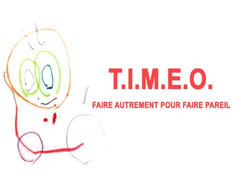 2018 – Nous soutenons l'association T.I.M.E.O.